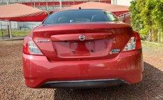 Nissan Versa 2016, Automático en venta con buenos precios SOMOS AGENCIA -9