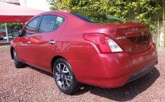 Nissan Versa 2016, Automático en venta con buenos precios SOMOS AGENCIA -10