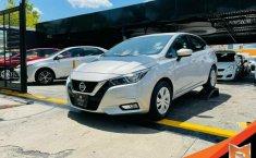 Nissan Versa Sense 2020 impecable en Villa Guerrero-6