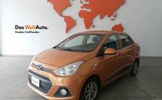Hyundai Grand I10 GLS 2016 barato en Boca del Río-10