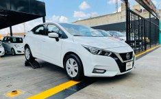 Nissan Versa Sense 2020 usado en Zapopan-3