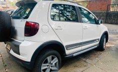 Volkswagen CrossFox 2012 usado en Iztacalco-6