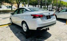 Nissan Versa Sense 2020 impecable en Villa Guerrero-3