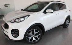Kia Sportage 2018 5p SXL, TA QCP GPS AWD HID-XENON-7