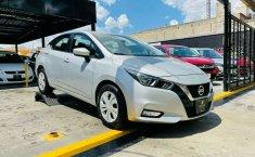 Nissan Versa Sense 2020 impecable en Villa Guerrero-2