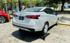 Nissan Versa Sense 2020 impecable en Villa Guerrero-1
