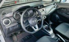 Nissan Versa Sense 2020 impecable en Villa Guerrero-0