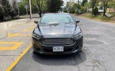 Ford Fusion 2016 Luxury plus piel Ecoboost-4