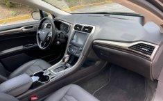 Ford Fusion 2016 Luxury plus piel Ecoboost-3