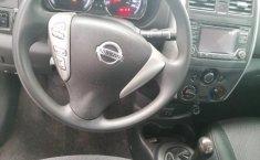 Se pone en venta Nissan Versa Advance 2019-1