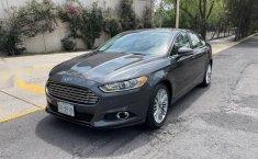 Ford Fusion 2016 Luxury plus piel Ecoboost-0