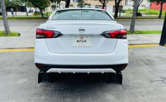 Nissan Versa Sense 2020 usado en Zapopan-0