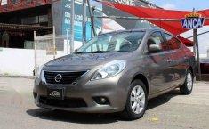 Nissan Versa 2012 4p Advance 5vel-18