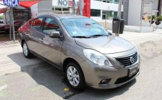 Nissan Versa 2012 4p Advance 5vel-15