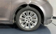 40113 - Toyota Sienna 2016 Con Garantía-19