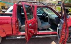 Nissan Frontier 4x4 v6 automática-11