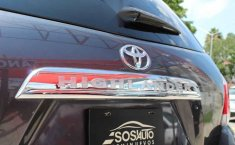 Toyota Highlander 2012 5p Base premium aut a/a R-1-16
