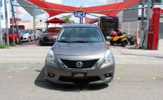 Nissan Versa 2012 4p Advance 5vel-14