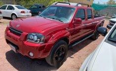 Nissan Frontier 4x4 v6 automática-9