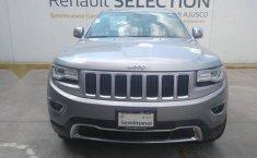 Auto Jeep Grand Cherokee 2015 de único dueño en buen estado-5
