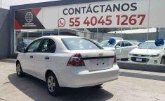 Se pone en venta Chevrolet Aveo LS 2018-6