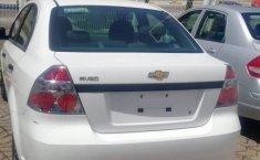 Auto Chevrolet Aveo 2018 de único dueño en buen estado-5