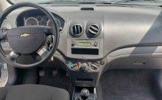 Se pone en venta Chevrolet Aveo LS 2018-5