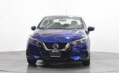 Nissan Versa 2020 impecable en Tlalnepantla-7