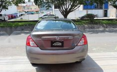 Nissan Versa 2012 4p Advance 5vel-7