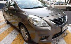 Nissan Versa 2013 Aut Piel Eqp Fact Agencia 77MilK-7