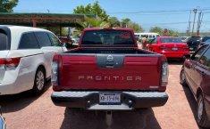 Nissan Frontier 4x4 v6 automática-5