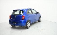 Se vende urgemente Nissan March 2018 en Monterrey-2