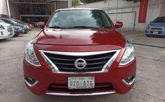Nissan Versa Advance 2018 impecable en Tlalnepantla-10