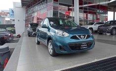 Se pone en venta Nissan March Sense 2019-8