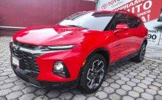 Se pone en venta Chevrolet Blazer Piel 2019-2
