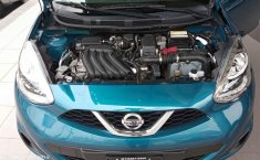 Se pone en venta Nissan March Sense 2019-0