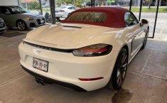 Porsche Boxster 2017 barato en Zapopan-3