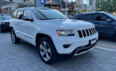 Jeep Grand Cherokee 2015 impecable en Zapopan-13