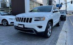 Jeep Grand Cherokee 2015 impecable en Zapopan-12