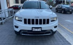 Jeep Grand Cherokee 2015 impecable en Zapopan-11