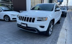 Jeep Grand Cherokee 2015 impecable en Zapopan-7