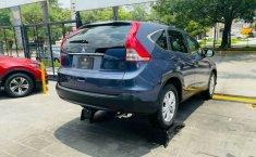 Auto Honda CR-V EX 2013 de único dueño en buen estado-4