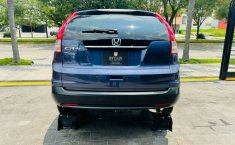 Auto Honda CR-V EX 2013 de único dueño en buen estado-3
