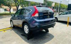 Auto Honda CR-V EX 2013 de único dueño en buen estado-0
