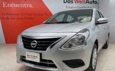 Nissan Versa 2016 impecable en Puebla-6