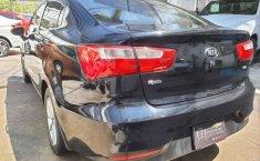 Auto Kia Rio 2017 de único dueño en buen estado-2