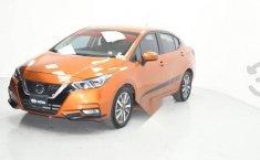 Nissan Versa 2020 1.6 Advance Mt-0