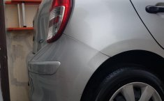 Nissan march 2016 estandar plata active austero-0