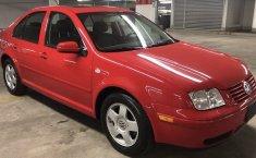 Venta de Volkswagen jetta Trendline Tiptronic 2001 automático trenline rojo-0