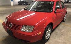 Venta de Volkswagen jetta Trendline Tiptronic 2001 automático trenline rojo-1